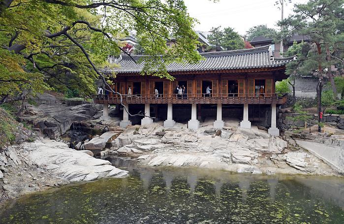 200년만에 공개되는 전통정원의 정수 '성락원'