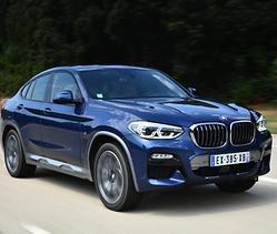 BMW, 뉴X3·뉴 X4 가솔린 라인업 출시
