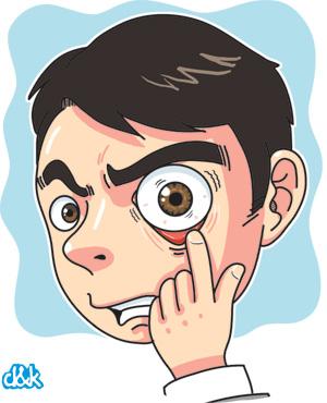 [김영찬 박사의 9988 건강코너] 눈떨림,대부분 근육탈수 현상 때문