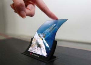 '휘는 스마트폰' 삼성·LG 누가 먼저?