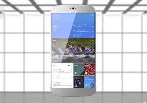 갤럭시S5, 5.24인치에 3200㎃h 배터리 탑재하나 - 파이낸셜뉴스