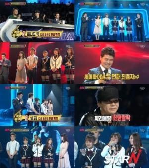 'K팝스타3' TOP3, 버나드박-샘 김-권진아 세미파이널 진출