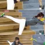 요가강사 박초롱, 이연희 얼굴에 명품 S라인 '이기적인 유전자'