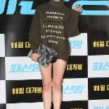 [포토] 김보미 '추위 잊은 진정한 하의 실종'