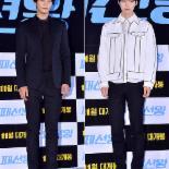 [포토] '패션왕' 안재현 '화이트 룩' vs 주원 '블랙 룩' 대결