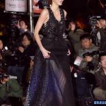 [포토] 손담비 '파격적 시스루 드레스'