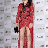 [포토] 한세아 '파격 시스루 드레스'