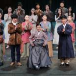 음악극 '공무도하' 첫 공연, 관객 환호 속 성황리에 올라