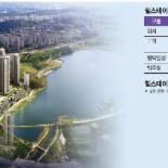 [김관웅 전문기자의 아파트 톡톡] (7) 녹지 둘러싼 배산임수 명품단지 힐스테이트 광교