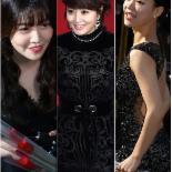 [포토] 심은경-김혜수-한예리 '블랙드레스로 돋보이는 레드카펫'