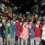 '2014 신촌 연세로 크리스마스 거리축제' 25일까지 신난다