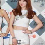[포토] 카라 허영지, '탄탄한 허벅지'