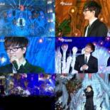 서태지, SBS 가요대전서 후배들과 무대 즐겨 '역시 문화대통령'