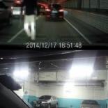 """'삼단봉 사건'.. 괴성 지르며 """"내려 XX야. 죽을래?"""""""