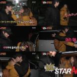 '진짜사나이' 이지애, 남편 김정근과 애틋한 이별..'뽀뽀'까지