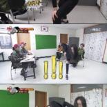 '진짜사나이' 윤보미, 화려한 발차기 실력 공개