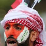 승리 간절한 이라크