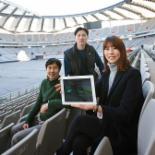 건국대 앱 서비스 '풋볼 인사이드' 스포츠산업 창업 올림피아드 대상