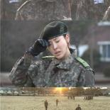 진짜 사나이 여군특집2 , '우왕좌왕' 제식훈련 시작