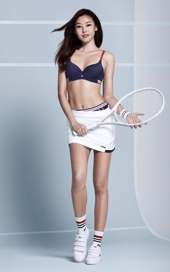 휠라 인티모, 휠라 대표하는 스포츠 테니스에서 영감 얻은 ...