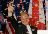 미 공화 텃밭 앨라배마 보선 민주 극적 승리..트럼프 세제개혁 타격줄듯