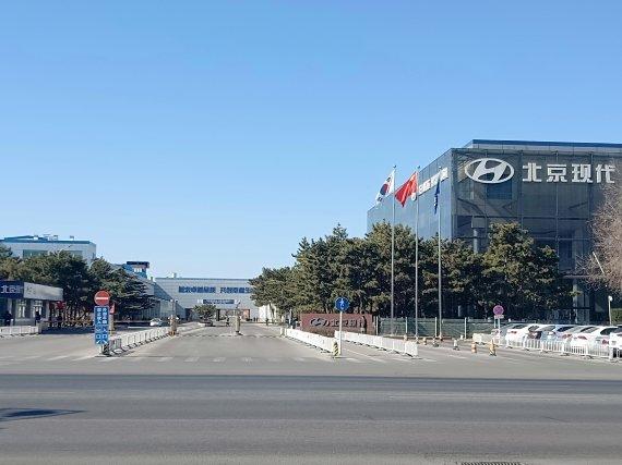"""베이징현대, 예견된 구조조정… 협력사는 """"연명 단계"""""""