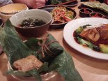 김구 선생이 즐겨먹은 주먹밥은 무슨 맛일까?