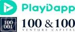 블록체인 게임 플랫폼 플레이댑, 100&100 벤처캐피탈 투자 유치