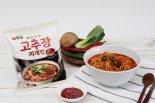 농심, 고추장찌개 맛 '집밥감성 고추장찌개면' 출시
