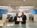 인천 신항배후단지에 국내 최대 규모 저온복합물류센터 건립
