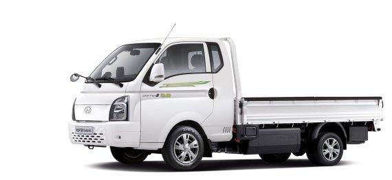 현대차, 전기차 소형트럭