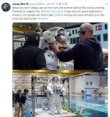 한국계 조니 김, NASA 우주비행사로 선발.. 달·화성탐사 임무