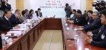자유한국당 총선 공천 신청자 면접 시작