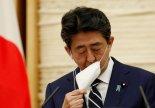 日아베 총리, 우파 여론조사에서도 30%대로 급락