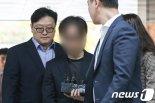 '프듀 투표조작' 2심 시작..제작진 측 선처 호소