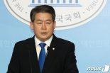 與김경협, 주호영에 '특검 도입-의원직 사퇴' 빅딜 제안
