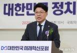 """장제원 """"김종인이 당 희화화.. 당 대선후보까지 좌지우지 말라"""""""