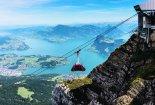 중앙 스위스의 상징, 필라투스에 올라 사랑을 속삭이세요.