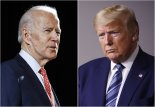 트럼프 47% vs 바이든 46%…여론조사 첫 추월