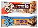 오리온, 닥터유 단백질바∙에너지바 중국 출시