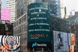 미래에셋 Global X, 원격의료 및 디지털 헬스 ETF 나스닥 상장