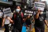 홍콩 의원 선거 연기 반대 시위...298명 구속