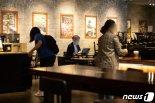 코로나19에도 카페 창업은 활발