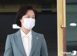 """추미애 손 들어준 靑...""""수사지휘권 행사 불가피"""""""