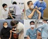 부민병원, 의료진 대상 코로나19 백신 접종 시작