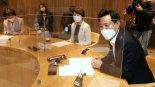오세훈 시장, 시 간부들과 서울 미래 특강 참석