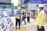 [코로나19] 김상호 하남시장 건설현장 로드체크
