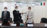 한국유나이티드, 멕시코에 코로나19 치료제 공급…연내 목표