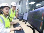 모터진단부터 환경·보안까지… LG U+가 선보인 공장의 미래
