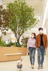 쇼핑몰 1층 '휴식공간'으로… 광명 '문화 놀이터' 들어섰다
